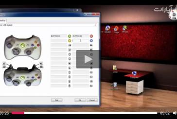 آموزش تصویری تنظیم کردن دسته FIFA 15