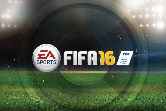 با تصاویری جدید از بازیکنان FIFA 16 همراه ما باشید