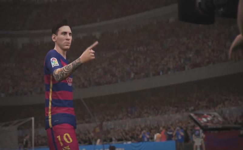 10 ضربه آزاد زن برتر FIFA 16