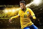 دانلود کرک فیکس آنلاین ۱٫۰۲٫۰۰ PES 2016