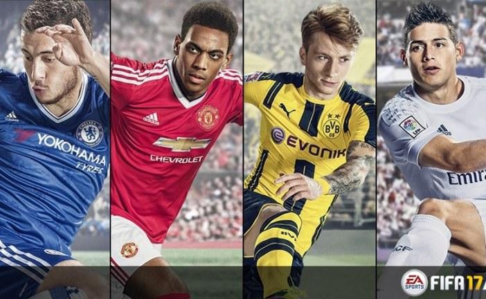 اولین تریلر رسمی از FIFA 17 منتشر شد