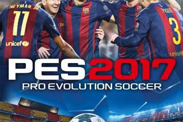 دانلود بازی Pro Evolution Soccer 2017 – PES17