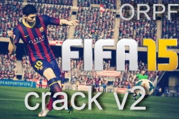دانلود کرک FIFA 15 ورژن ۲