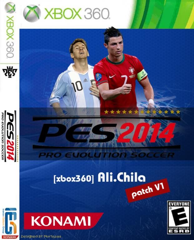 دانلود پچ ایکس باکس Xbox360] ali.chila patch]