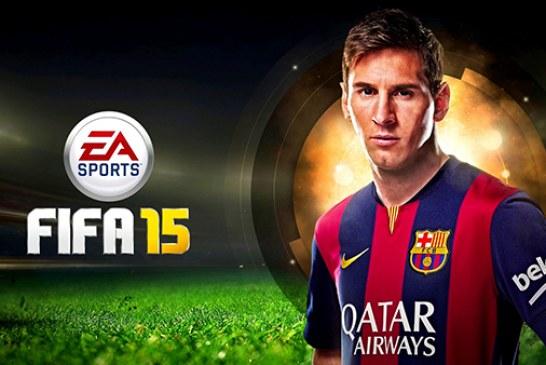 برترین بازی ویدئویی سال فیفا ۲۰۱۵