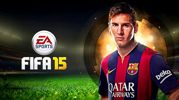 برترین بازی ویدئویی سال فیفا 2015