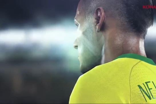 تریلر گیم پلی Pro Evolution Soccer 16