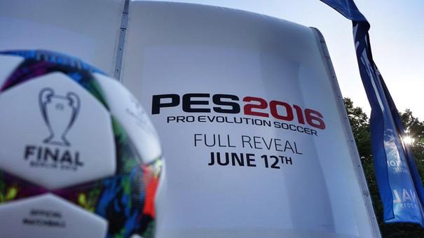 PES 2016 هفته آینده معرفی می شود