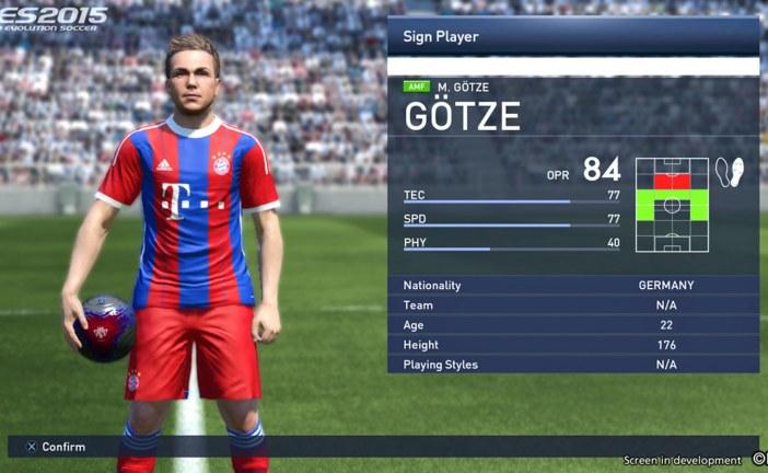 دانلود بازی Pro Evolution Soccer 2015