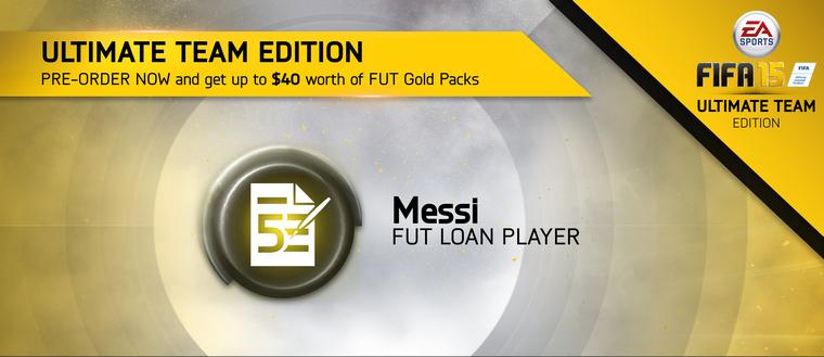 6 دلیل برای پیش خرید FIFA ULTIMATE TEAM 15
