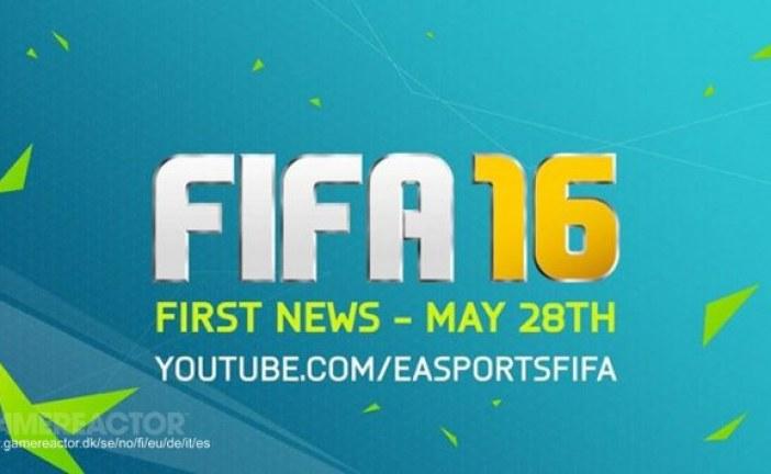 اولین اطلاعات از بازی FIFA 16 امروز منتشر میشود