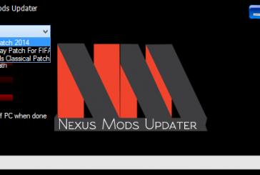 دانلود نرم افزار Nexus Mods Updater v1.0