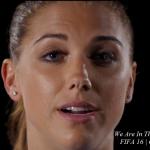حضور تیم ملی بانوان در FIFA 16 + ویدیو و تصاویر